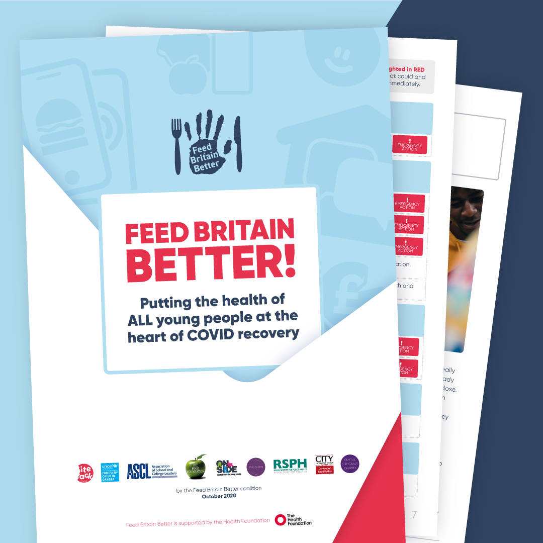 Feed Britain Better report cover